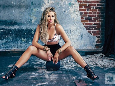 Khloe Kardashian defends her camel toe in Complex interview