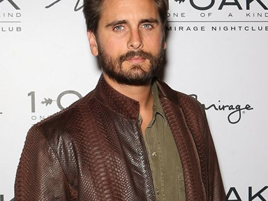 Scott Disick Instagrammed the saddest thing from a pal's wedding