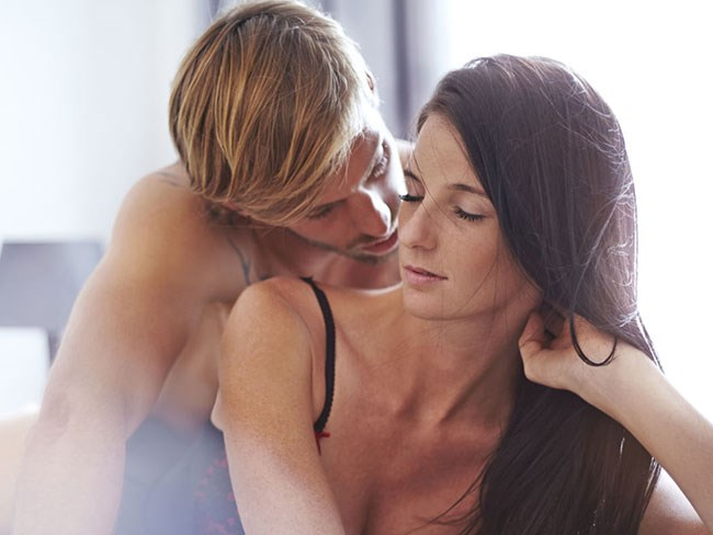 9 signs you're having sex in the wrong position