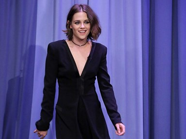 "Kristen Stewart on her sexuality: ""Google me, I'm not hiding"""