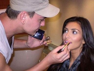 Kim Kardashian's daytime makeup has over 50 steps