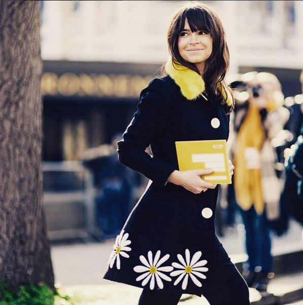 "Experimental: There's never a dull day in your wardrobe, you're a fearless fashionista. Elaborate prints, bold colours and quirky accessories, you don't have a 'style', you *are* style. Soulsister: Miroslava Duma. [@miraduma](https://instagram.com/miraduma|target=""_blank"")"
