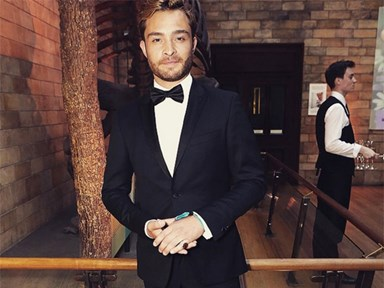 All the times Ed Westwick's Instagram account made you thirsty