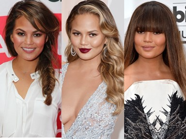 15 times Chrissy Teigen gave us #BeautyGoals