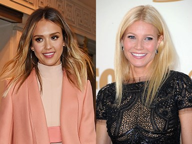 """Jessica Alba: """"Stop comparing me to Gwyneth Paltrow"""""""