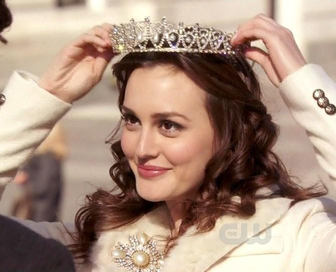 14. Wearing a tiara is *always* a good idea