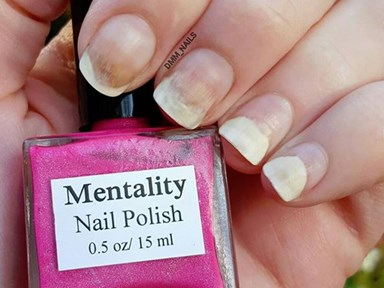This nail polish might just be destroying women's nails