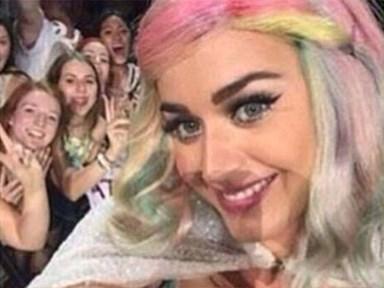 Katy Perry just won at WhatsApp, and at life