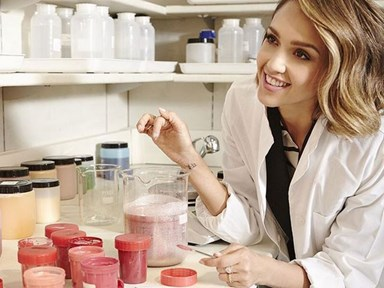 Jessica Alba refutes claims that her Honest Company is, er, dishonest.