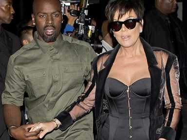 Kris Jenner is totally embracing herself as a cougar