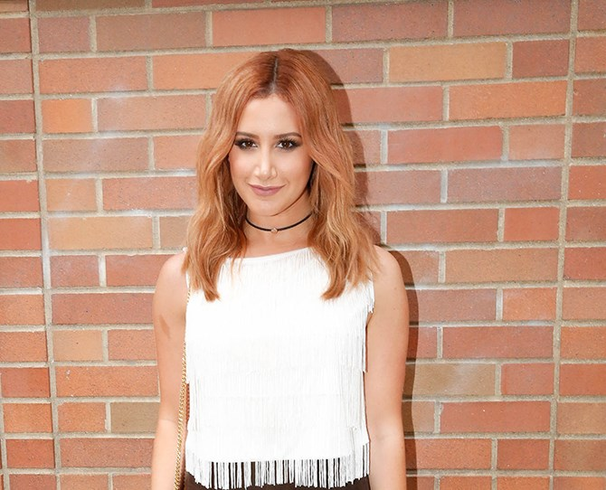 Rose gold hair is happening and we're seriously OBSESSED.