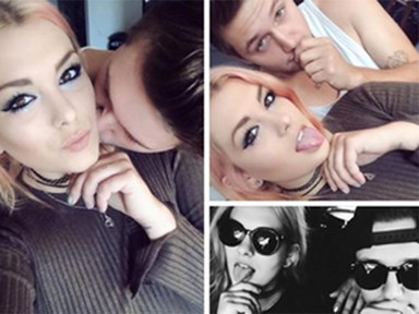 Parents troll own daughter and boyfriend by recreating their 'cute' photos