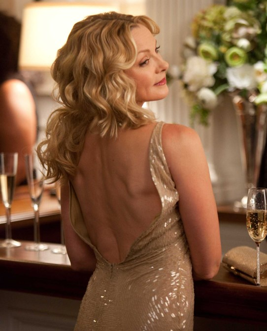 4. Whatever the question, a backless dress is the answer