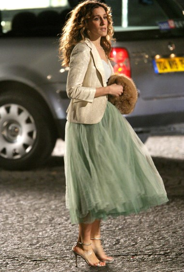 20. Everything is better with tulle