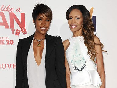 Kelly Rowland and Michelle Williams singing to Kelly's son is the CUTEST