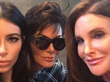 "Kim Kardashian thrilled Caitlyn Jenner asks her for glam tips now, ""What's more fun than that?"""