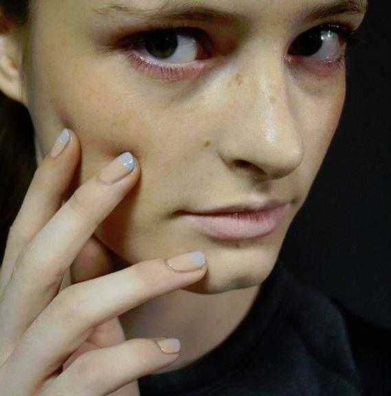 """**Ombré Nails:** 34. A Subtle Fade at Suno Via [@nailitmag](https://instagram.com/nailitmag/ target=""""_blank"""")"""