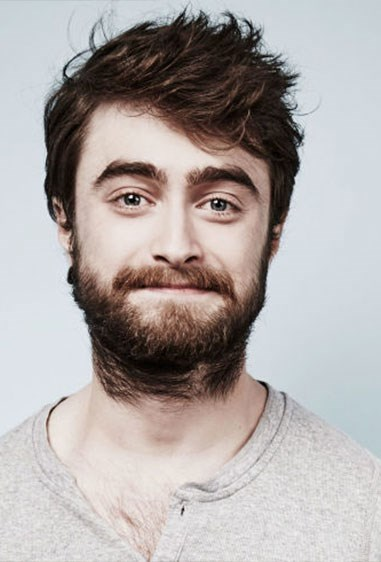Everyone's favourite wizard Daniel Radcliffe has been awful beardy of late. So imagine our surprise when he shaved it ALL off...