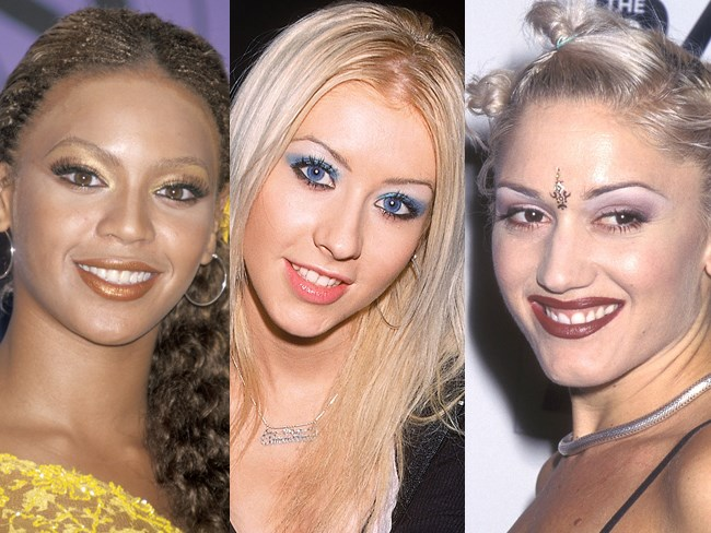 7 '90s beauty trends making a comeback