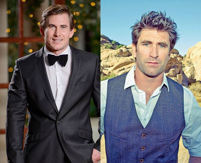 **2. Dave *IS* Pete Murray** The eyes, the stubble, that chin dimple.