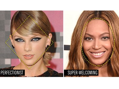 What your face shape says about you