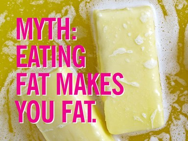 9 big fat lies you believe about fat