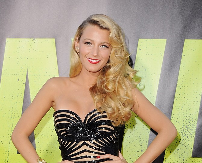 We can't even deal right now because Blake Lively's dreamy, flawless hair is GONE.