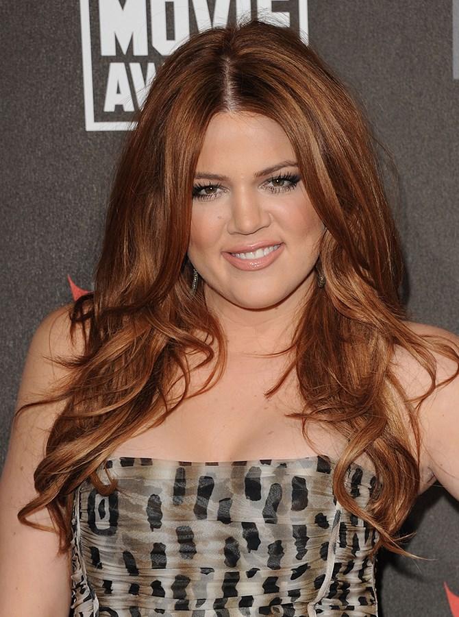 Those peaches and cream vibes when she got copper hair were MAGICAL.