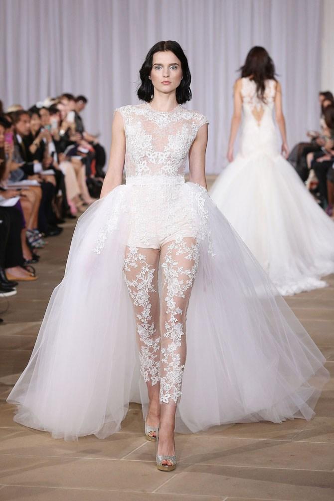 Ines Di Santo Couture Bridal Fall/Winter 2016