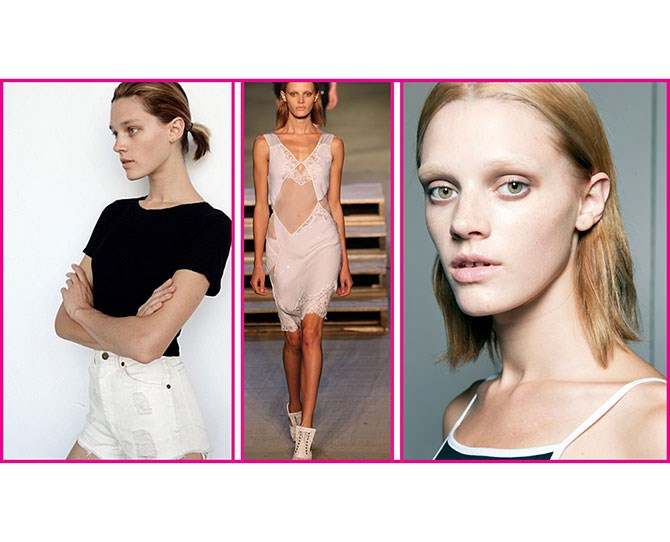 "**5. [Leila Goldkuhl](https://instagram.com/leilss4reals/|target=""_blank""), America's Next Top Model   ** Goldkuhl competed on Top Model's nineteenth cycle Stateside — the ""College Edition."" She was actually eliminated early on but was brought back, thanks to a twist that saw fans voting on social media as the cycle filmed. She eventually placed third. And this past Fashion Week, she walked in the Givenchy show, as an exclusive, which is a big deal. In [an interview with CNN](http://www.cnn.com/2015/09/25/fashion/how-to-discover-the-next-top-model/