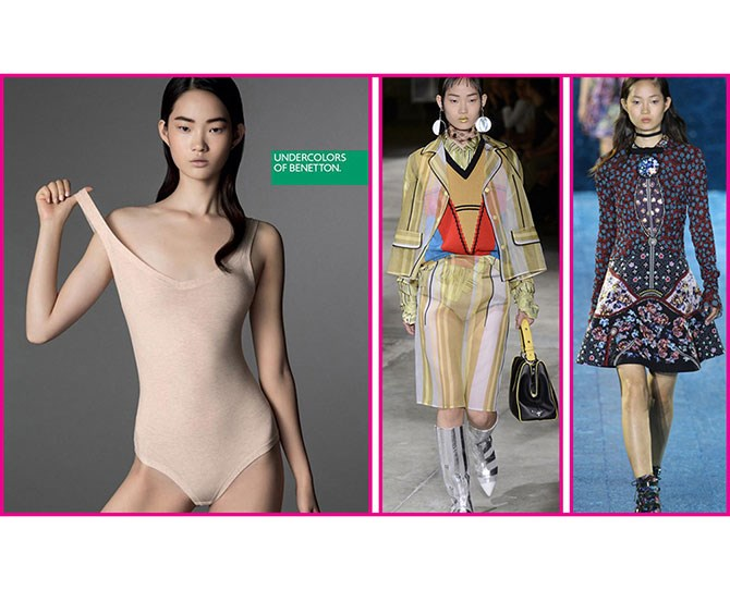 "**11. [Hyun Ji Shin](https://instagram.com/iamhyunjishin/?hl=en|target=""_blank""),* Korea's Next Top Model   *** Following in the footsteps of Sora Choi (no. 6, above), Shin won the fourth cycle of Korea's Next Top Model in 2013.  And after a stellar catwalk season last month, she's already noted [as one of Vogue's spring 2016 runway MVPs](http://www.vogue.com/13359775/top-12-models-spring-2016/