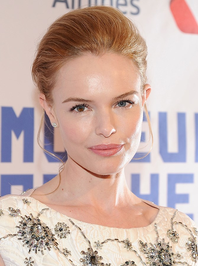 6. Fair skin like Kate Bosworth? Think ballerina-inspired, blushing tones. You should generally opt for a colour which is at least two shades darker than your skin tone (but rules can totally be broken. And YOLO).