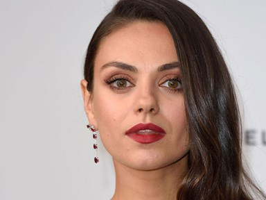 Mila Kunis says she'd assist daughter Wyatt in murder