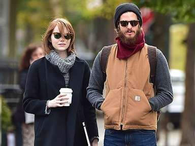 Are Andrew Garfield and Emma Stone over again?