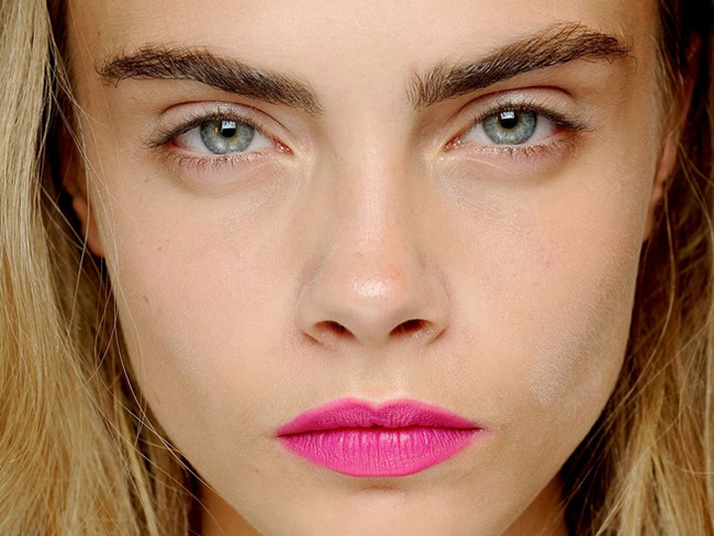 11 stars with Cara Delevingne's eyebrows