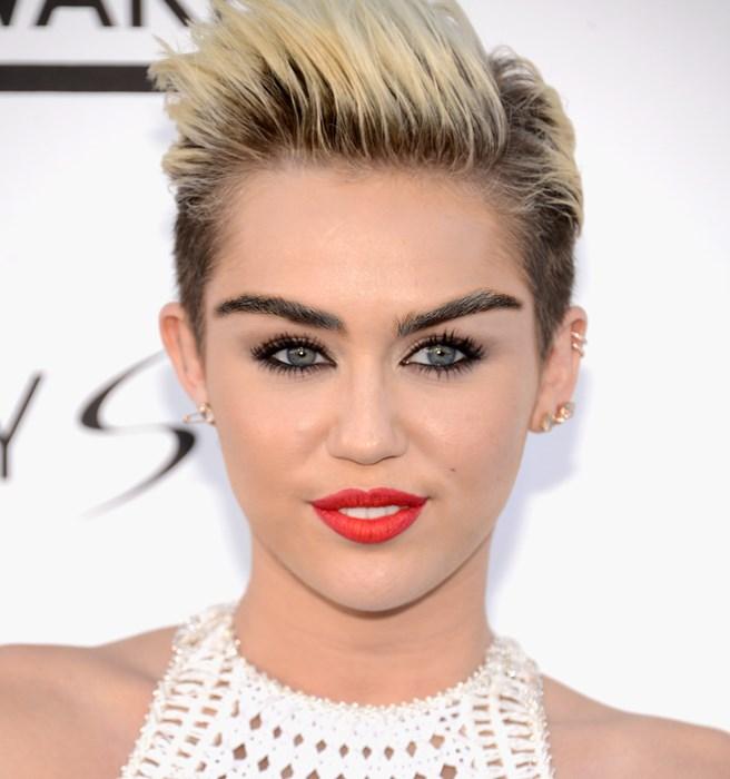 **2. Miley Cyrus**