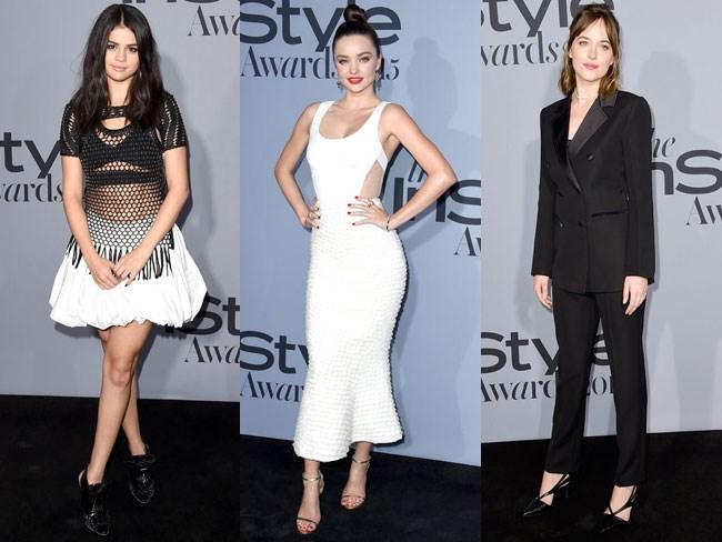 Celebrity Instyle 2015 awards