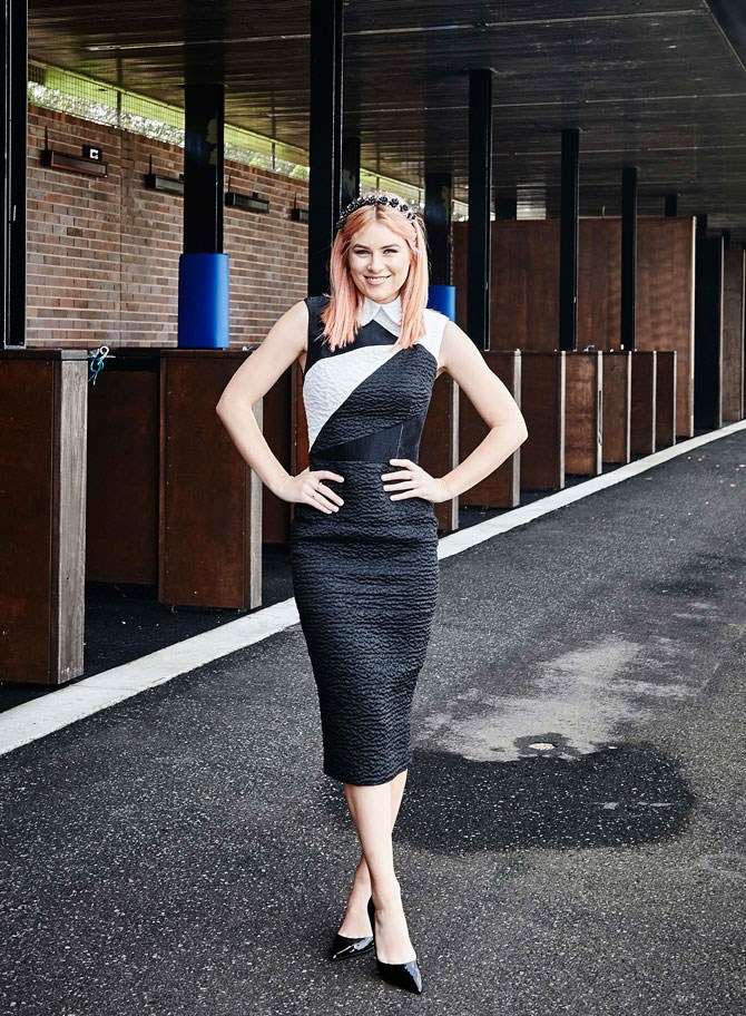 "Spring Racing and [Girl's Day Out](https://www.australianturfclub.com.au/rosehill-gardens/rosehill-gardens-hospitality/girls-just-want-to-have-fun-saturday-14-nov-2015/|target=""_blank"") ambassador, Carissa Walford, knows a thing or two about style, so we asked her advice for all things race day. Here's the low-down.    **What should girls try to remember when coming up with an outfit for race day? **  To think classy and elegant. I know for me I have an edgy, boho style off the race track so I really have to channel my inner Audrey Hepburn."