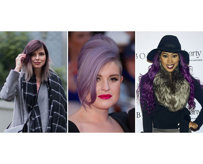 """2. Your Hair Isn't Going Gray Anymore   While silver and grey hair (and not the natural kind) aretrending, the report suggests that it """"may soon be fleeting."""" Purple and blue are colours you'll keep seeing. """"Americans are becoming more playful when it comes to colours,"""" according to the report. """"From metallics to pastels, trending searches come in all different tones."""" Still, nobody cares enough about rainbow hair anymore to search for it."""