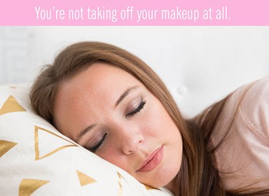 11 ways you're removing your makeup wrong
