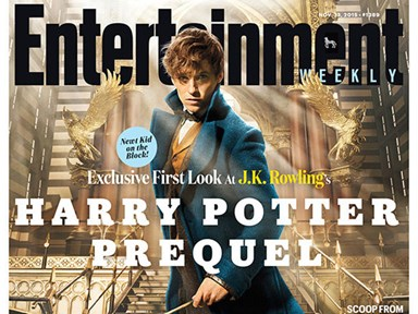 The first look at 'Fantastic Beasts and Where to Find Them' is here