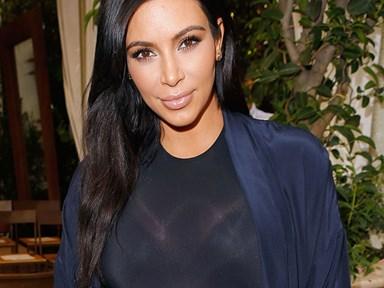 Karl Lagerfeld gives Kim Kardashian a massive backhanded compliment