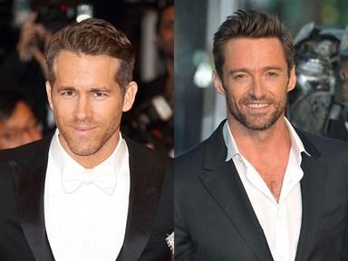 Please enjoy Ryan Reynolds impersonating Hugh Jackman while dressed as Deadpool