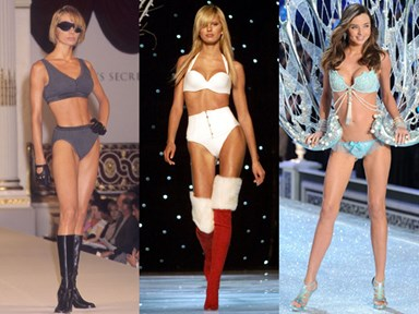 The most ridiculous outfits in the history of the Victoria's Secret Show