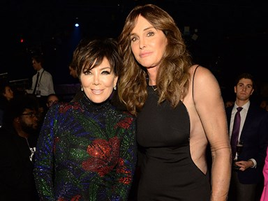 Kris and Caitlyn Jenner join forces to support Kendall at the Victoria's Secret show