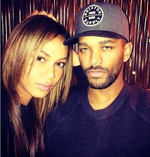 Joan Smalls and her boyfy, Bernard Smith, have been dating since 2010. He's an entrepreneur and founded Modellounge - a place where top models can take a load off in between castings and shoots in NYC. Very clever, Mr Smith.