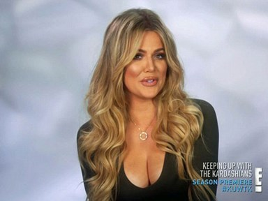 These pictures of Khloe Kardashian are INSANE