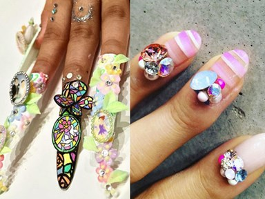 7 jaw-dropping looks from the Nail Expo 2015