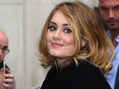 Adele makes some wonderful comments on body image