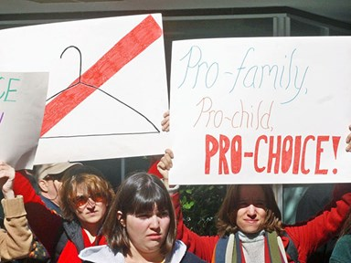 100,000 women in Texas have tried to self-induce an abortion